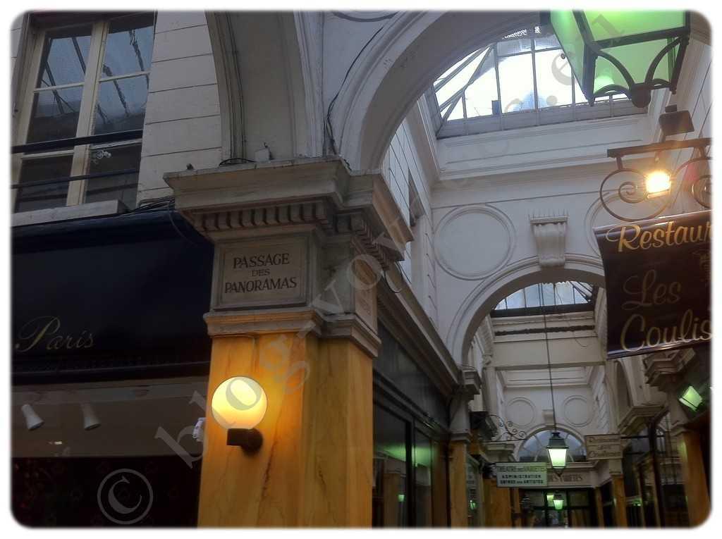 Passage des Panoramas - 11 Rue Saint-Marc, 75002 Paris, France