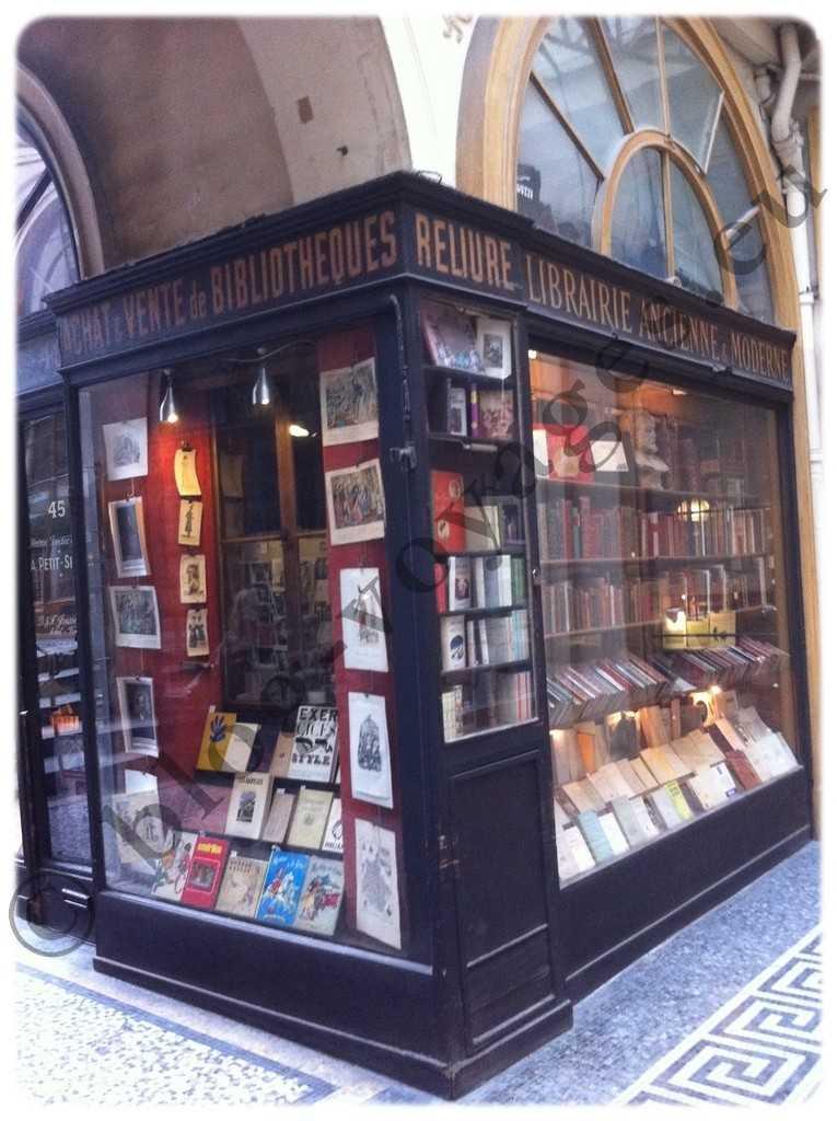 Librairie ancienne et moderne - Galerie Vivienne, 75002 Paris