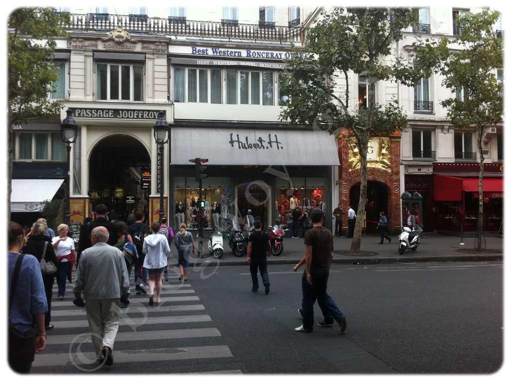 Passage Jouffroy, 75009 Paris