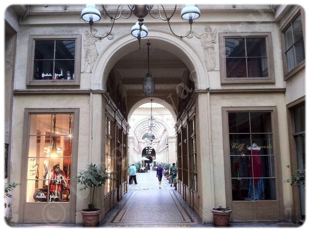 Galerie Vivienne, 75002 Paris
