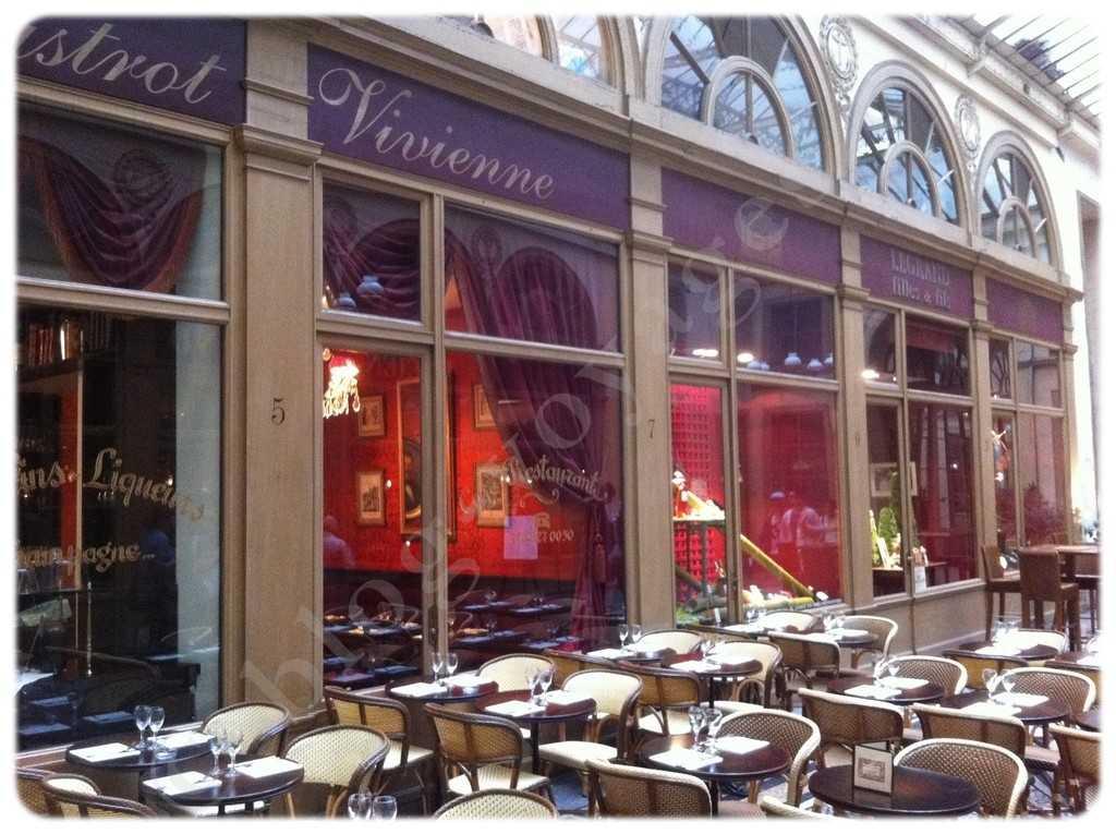 Bistrot Vivienne 10 Rue Croix des Petits Champs, 75001 Paris, France
