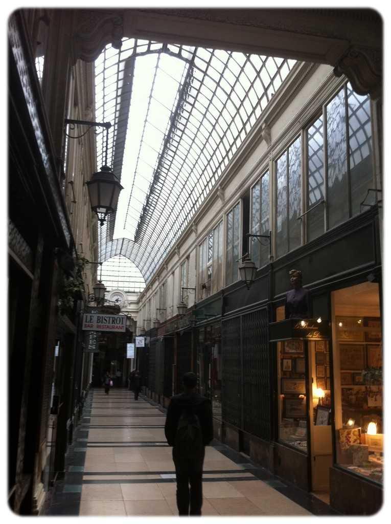Le Bistrot - Passage Verdeau, 75009 Paris, France (2)