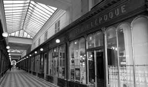 PARIS - Galerie Vero-Dodat