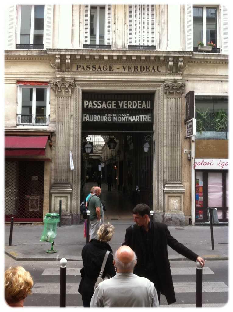 Passage Verdeau - 75009 Paris