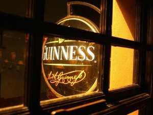 Enseigne Pub Guinness www.pixabay.com