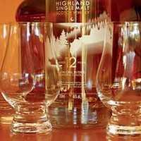 Sur la route du Whisky écossais