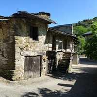 Insolite village de Rio de Onor