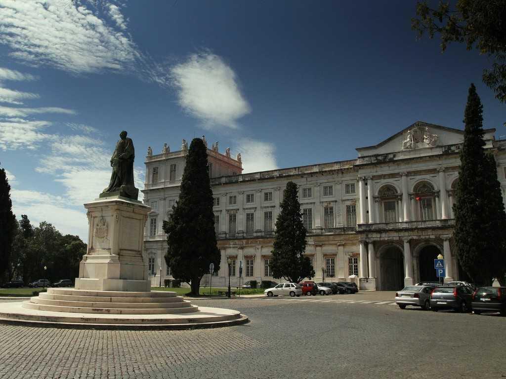Palais National de Ajuda