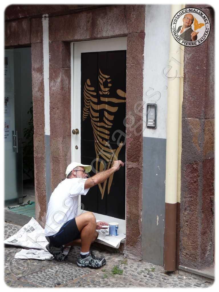 Victor Melhorado - 93 rue de Santa-Maria – FUNCHAL