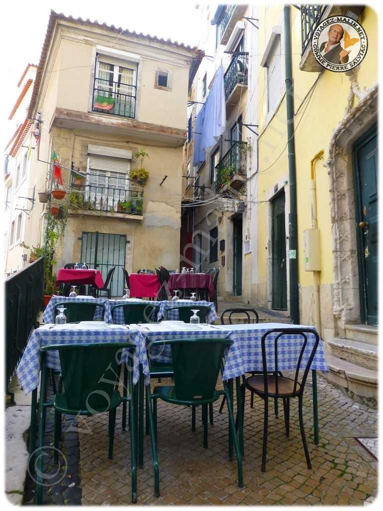 Lisbonne Bairro Alto