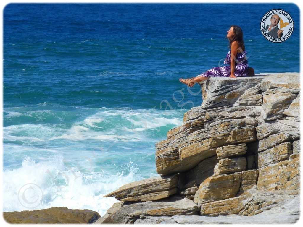 Bain de soleil à Sydney