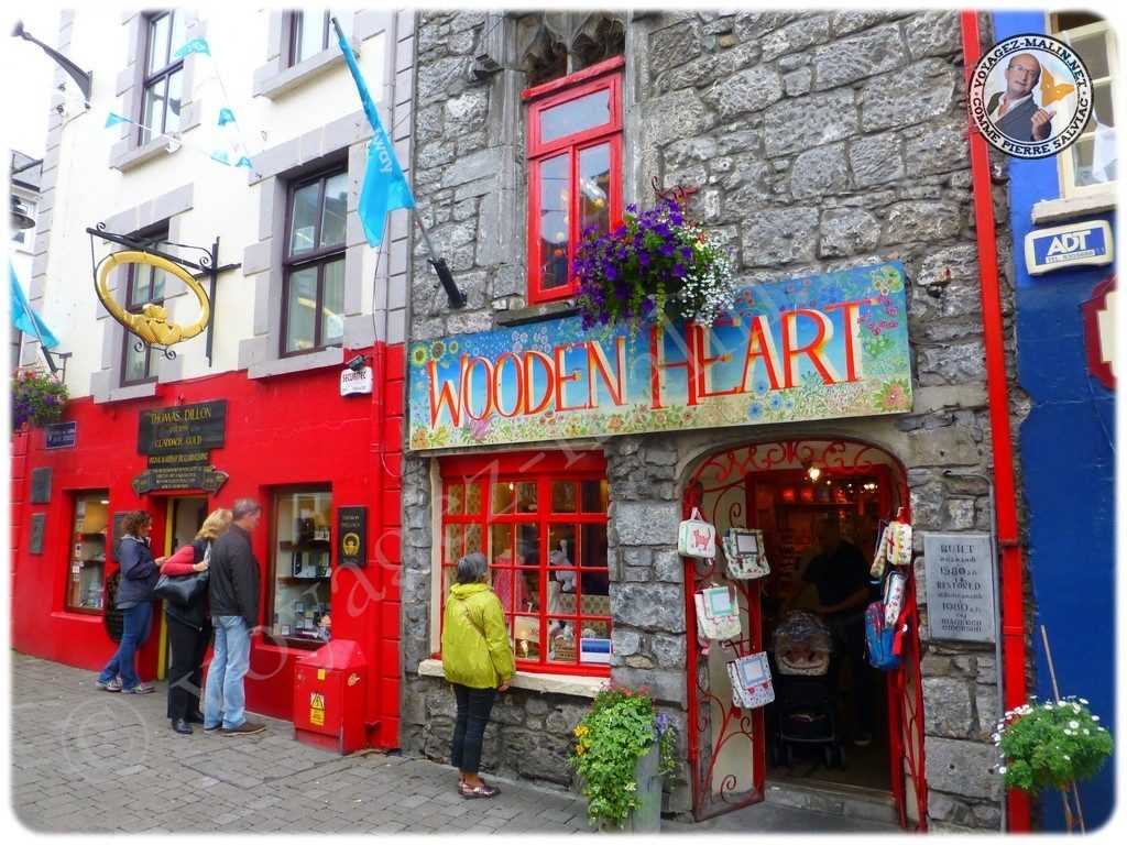 Quat Street a Galway