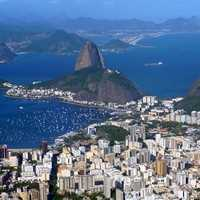 De Rio de Janeiro aux chutes d'Iguazu