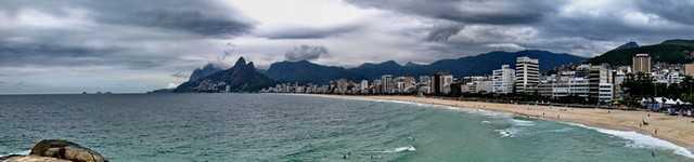 Rio de janeiro - Ipanema - Bresil-640x150
