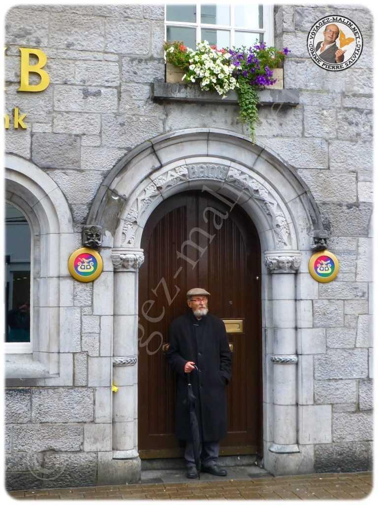 Vieil homme de Galway