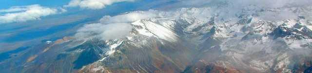 Chili - Cordillières des Andes-640x150