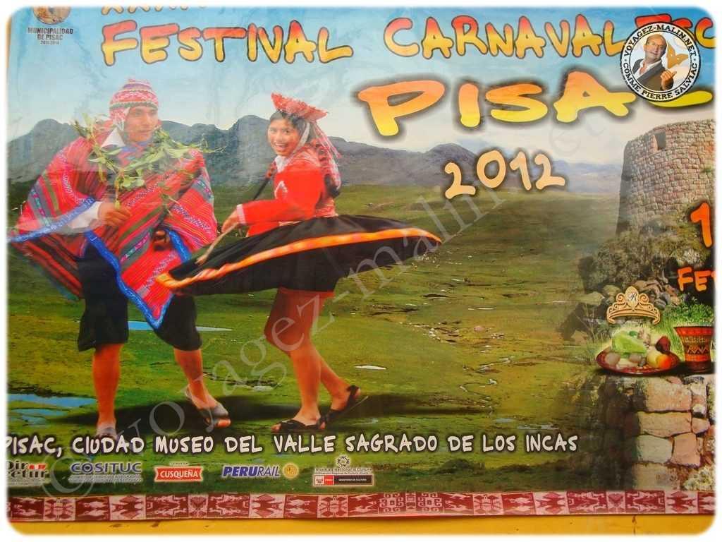 Pissac sur la route du Machu Picchu