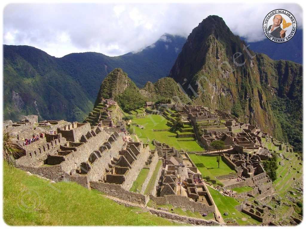 Découverte du Machu Pichu