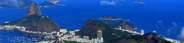 Rio de Janeiro vu du Corcovado-640x150