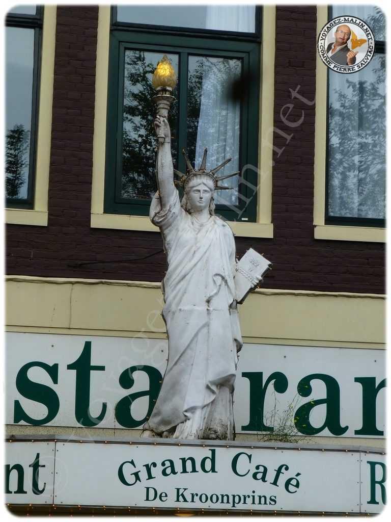 Amsterdam Statue Liberte