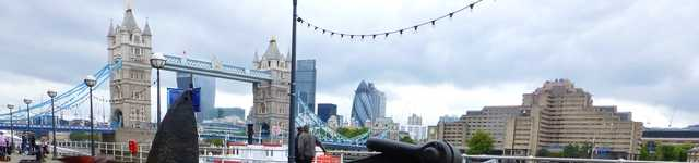 Angleterre - Londres - Tower Bridge