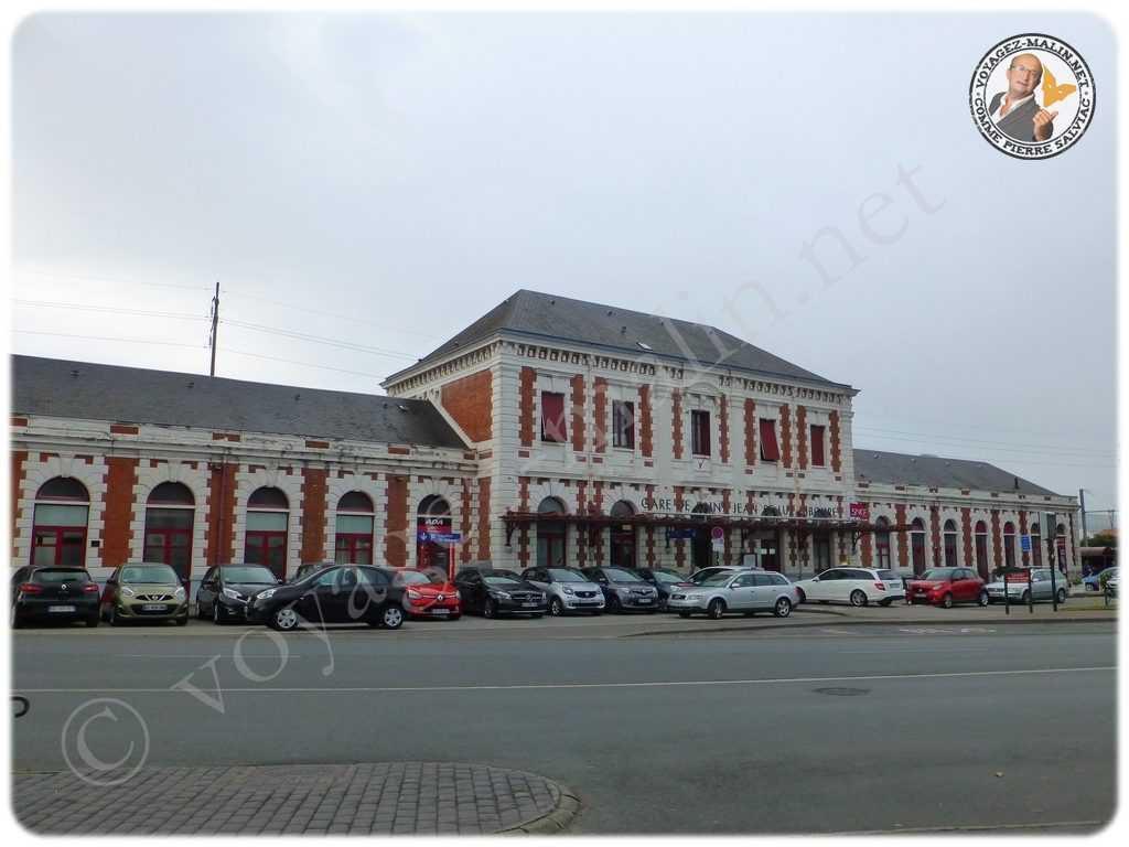 La gare TGV de Saint Jean de Luz