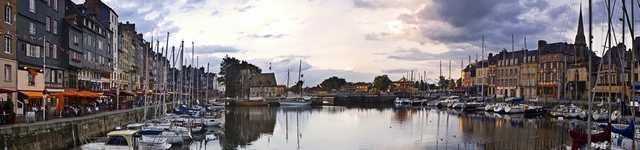Port de Honfleur 640x150