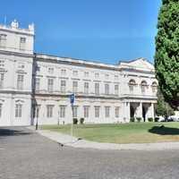 Lisbonne – Palais de Ajuda (Palacio de Ajuda)
