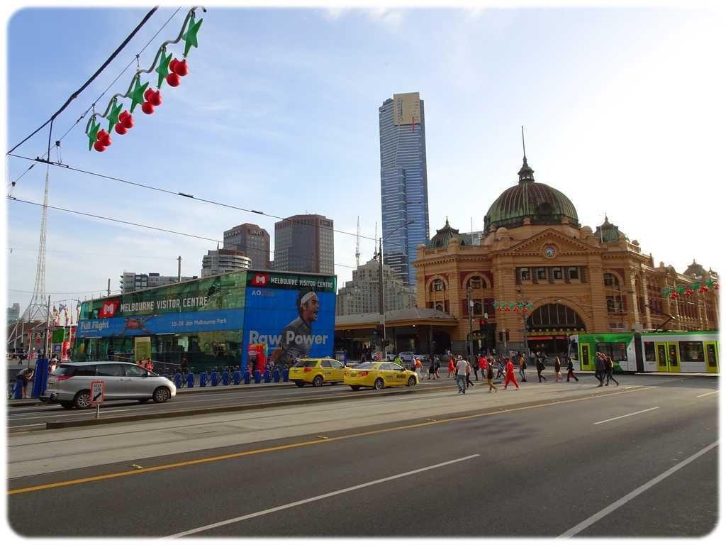 Gare de Flinder Street
