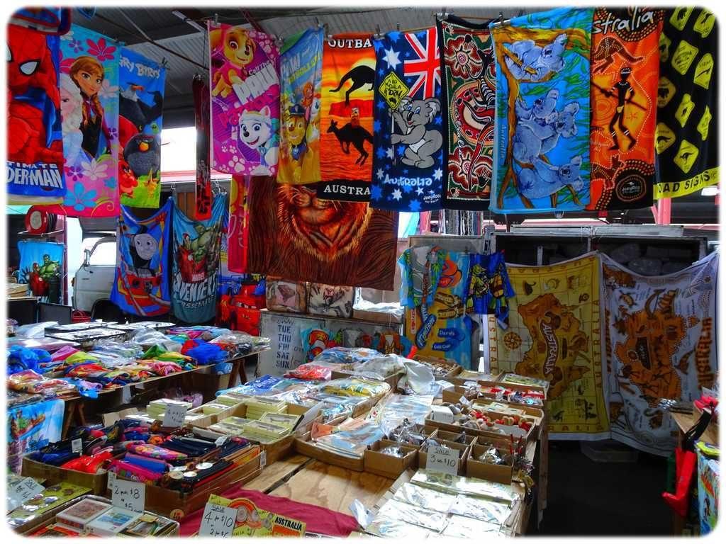 Victoria market