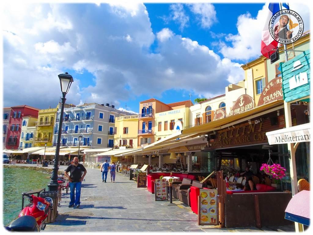 Carte Routiere Crete En Francais.La Canee Perle De La Crete Est Egalement Appelee Hania Chania Ou Xania